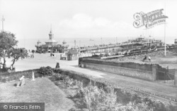 Bournemouth, Pier From Pier Approach c.1923