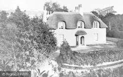 Bournemouth, Portman Lodge, Exeter Road 1863