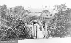 Bournemouth, Rustic Bridge 1863