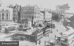 Bournemouth, Square c.1935