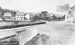 Bournemouth, Square From The East 1865