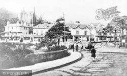 Bournemouth, Square From The East 1875