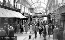 The Arcade c.1955, Bournemouth