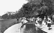 Bournemouth, the Gardens 1904