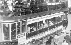 Bournemouth, The Last Tram Service 1936