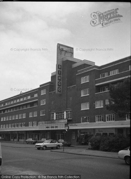 Bournemouth, The Odeon Cinema, Lansdowne 1970