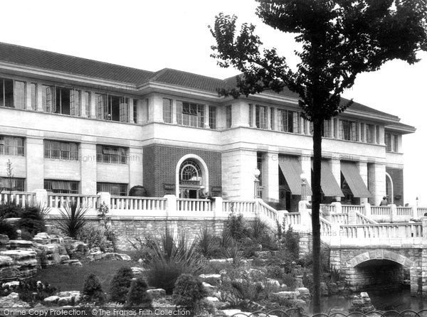 Photo of Bournemouth, the Pavilion 1931