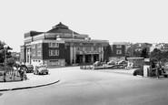 Bournemouth, The Pavilion c.1955