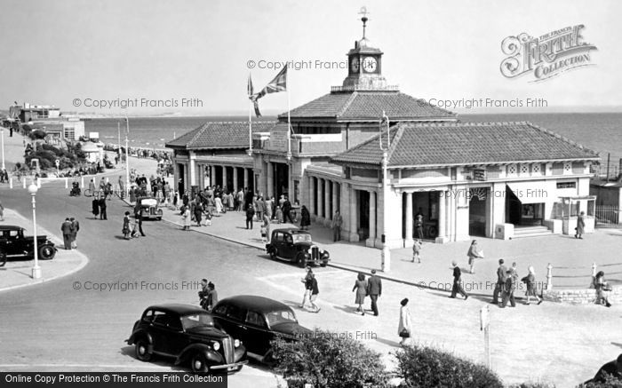 Bournemouth, The Pier Approach c.1948