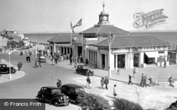 The Pier Approach c.1948, Bournemouth