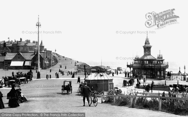 Bournemouth, The Pier Entrance 1900
