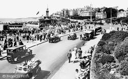 Bournemouth, The Pier Entrance 1925