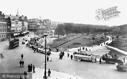 Bournemouth, The Square 1923