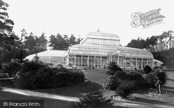 Bournemouth, The Winter Gardens c.1875