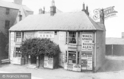 Bournemouth, Tregonwell Arms 1883
