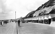 Bournemouth, Undercliff Drive 1922