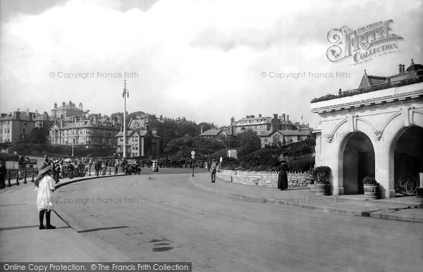 Bournemouth, Undercliffe Drive 1913