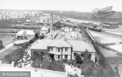 Bournemouth, View From St Paul's Tower c.1890