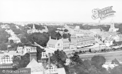 Bournemouth, View From Terrace Mount c.1880