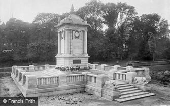 Bournemouth, War Memorial 1923