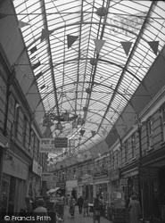 Bournemouth, Westbourne Arcade c.1975