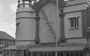 Bournemouth, Wimbourne Road, Plaza-Aka-Continental Cinema c.1975