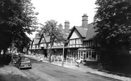 Bournville, Sycamore Road 1965
