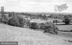General View c.1955, Bourton