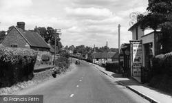 Main Road c.1955, Bourton