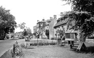 Bourton-on-The-Water, c.1960