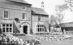 Hartley House c.1955, Bourton-on-The-Water