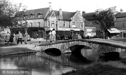 The Bridge c.1955, Bourton-on-The-Water