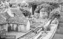 Bourton-on-The-Water, The Model Village c.1950