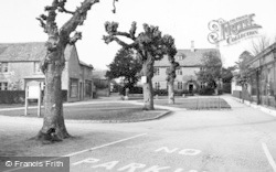 Bourton-on-The-Water, The Square c.1955