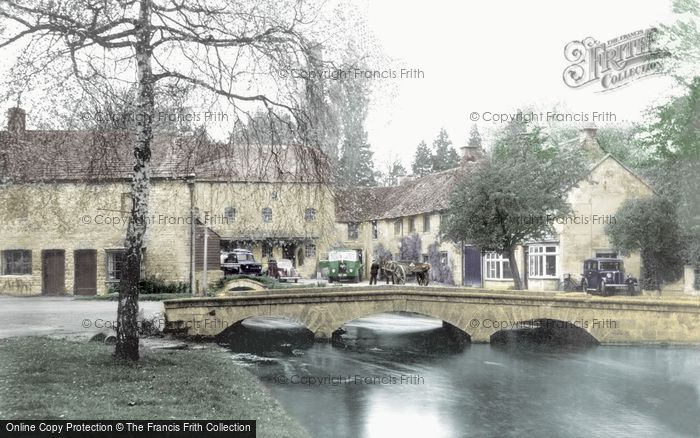 Bourton On The Water, The Village c.1950