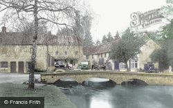 The Village c.1950, Bourton-on-The-Water