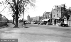 The Village c.1955, Bourton-on-The-Water