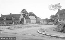 The Council House c.1955, Bourton