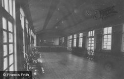 Camp Concert Hall c.1950, Boverton