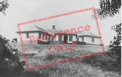 Camp Warden's House c.1950, Boverton