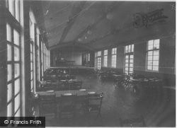 Girls Camp, Dining Room c.1950, Boverton