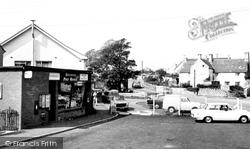 Boverton, Post Office 1967