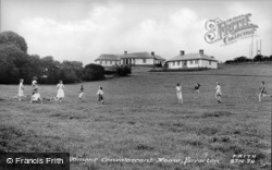 The Camp c.1955, Boverton