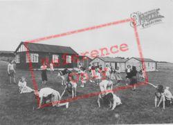 The Girls' Camp c.1955, Boverton