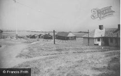 View From The Camp c.1950, Boverton