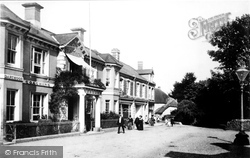 Bovey Tracey, Dolphin Hotel 1907
