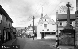 Fore Street 1931, Bovey Tracey