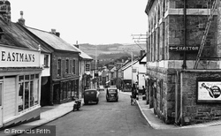 Fore Street c.1955, Bovey Tracey
