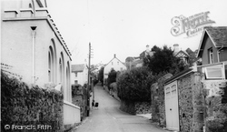 Hind Street c.1965, Bovey Tracey