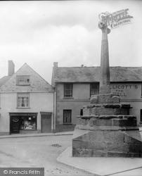 Market Cross 1907, Bovey Tracey